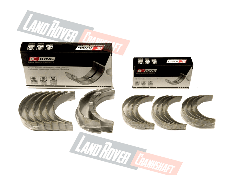 Bearings for 276dt 306dt engines